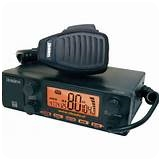 Typical CB Radio in Australia